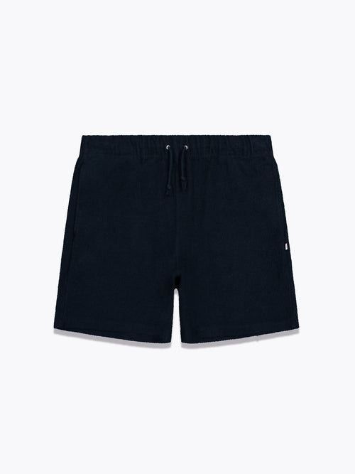 Camp Fit Sweatshorts - Navy (Preorder)