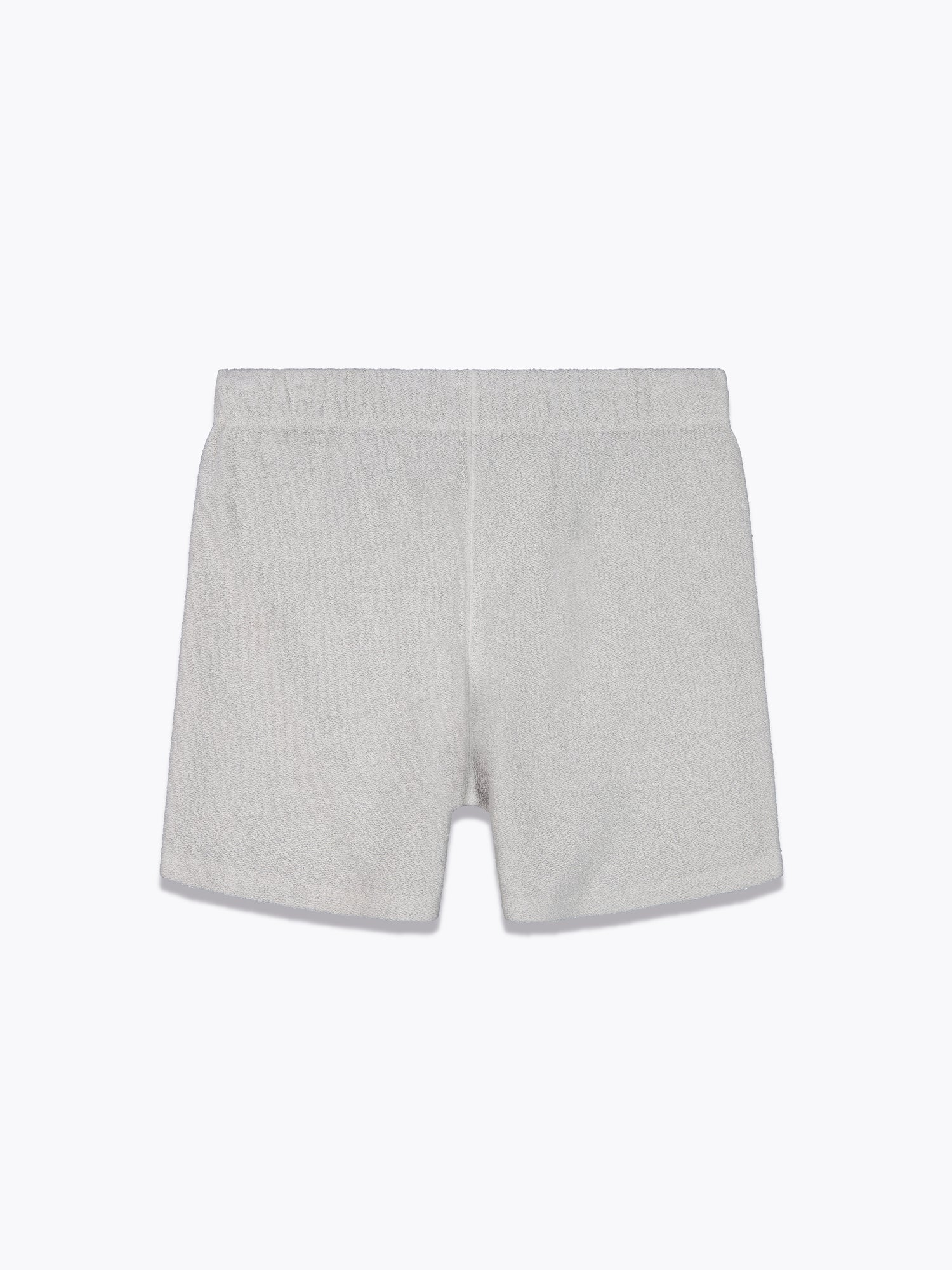 Camp Fit Sweatshorts - Silver (Preorder)
