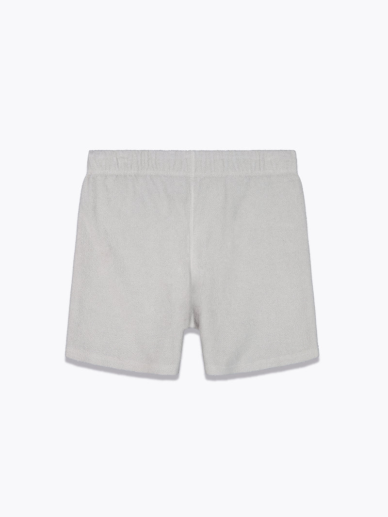 Camp Fit Sweatshorts - Silver