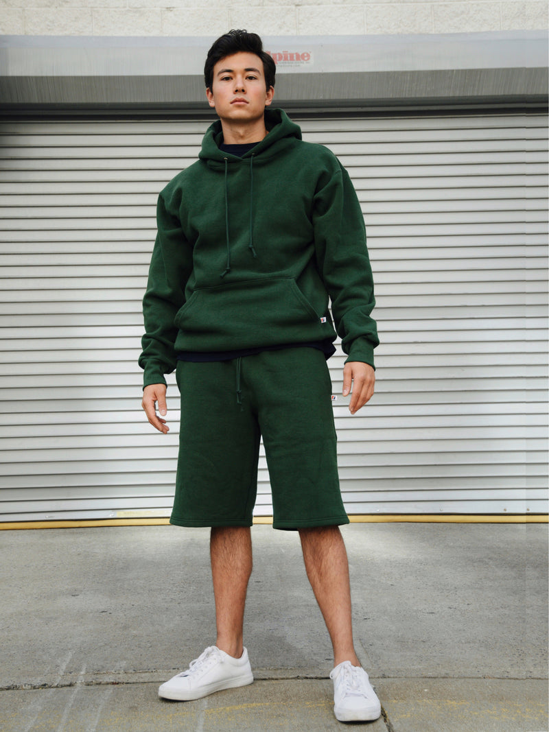 Classic Sweatshorts - Dark Green