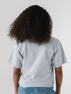 Jersey S/S Tee - Heather Grey