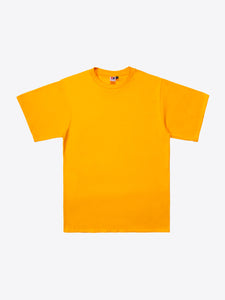 Jersey S/S Tee - Gold