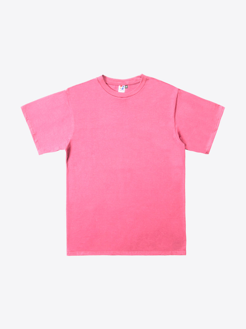 Jersey S/S Tee - Hot Pink