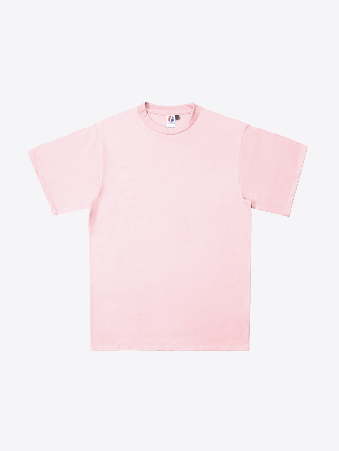 Jersey S/S Tee - Pink