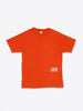 Jersey 'Racerstripe' S/S Tee - Orange