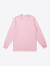 Jersey L/S Tee - Pink