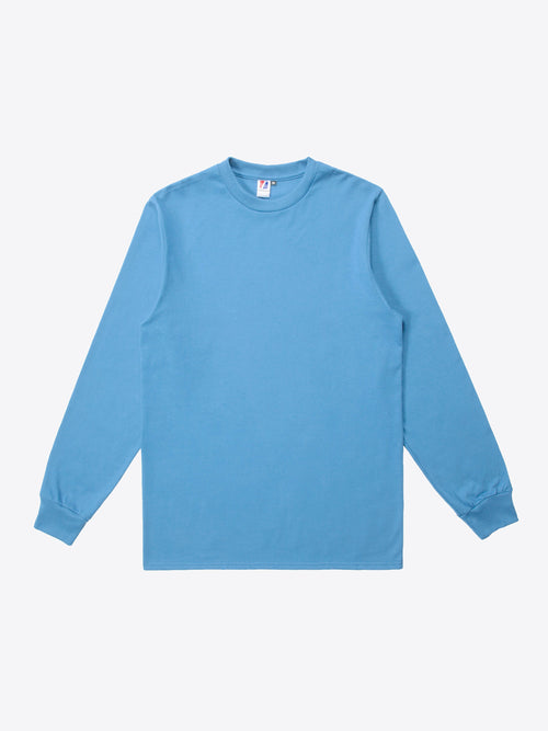 Jersey L/S Tee - College Blue