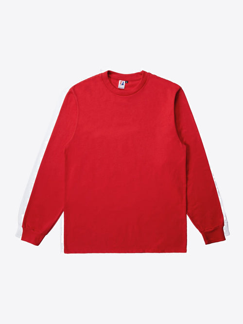Jersey L/S Tee - Red