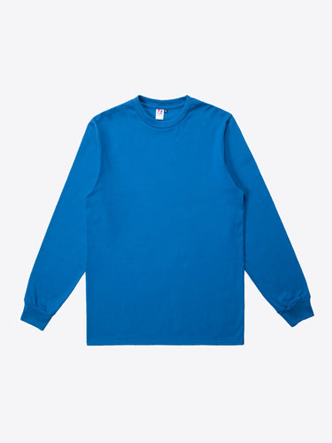 Jersey L/S Tee - Royal