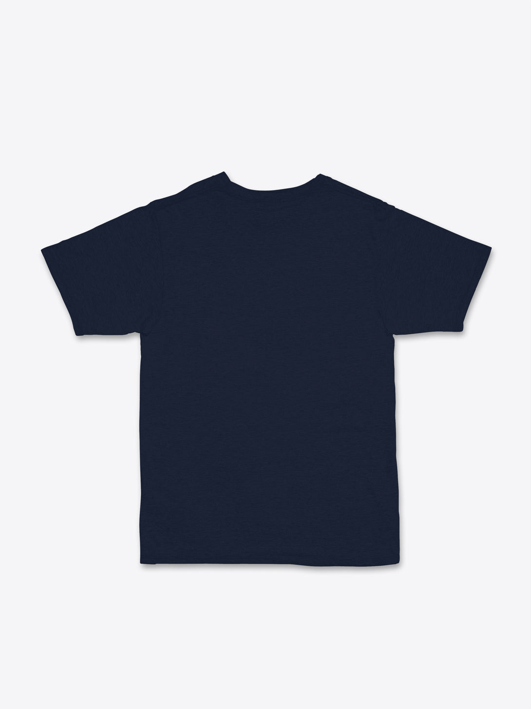 Jersey 'Borderline' S/S Tee - Navy