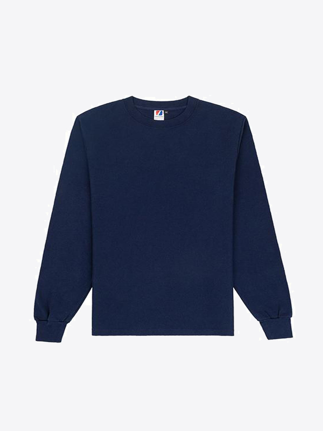 Rugby L/S Tee - Navy