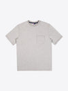 Rugby S/S Pocket Tee - Heather Grey