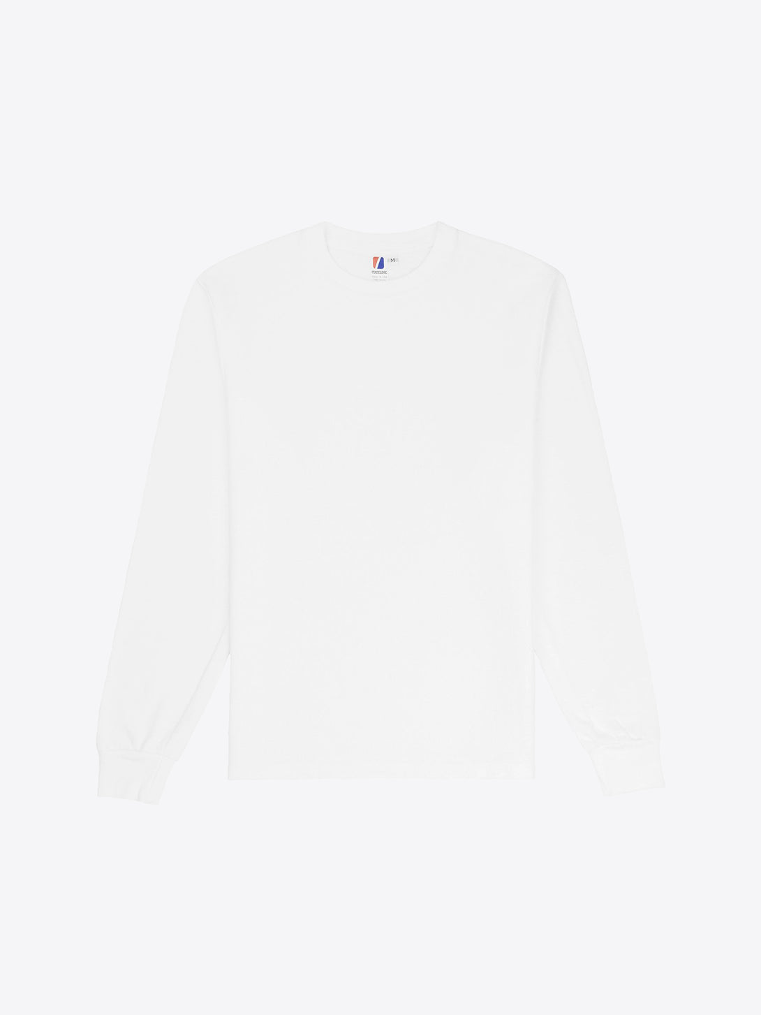 Rugby L/S Tee - White