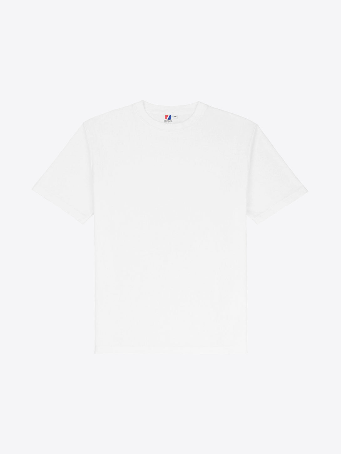 Rugby S/S Tee - White