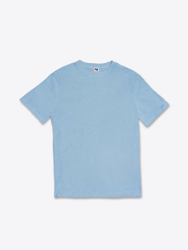 Rugby S/S Tee - Steel