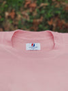 Work Fit Crew Neck - Blush