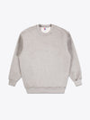 Work Fit Crew Neck - Heather Grey