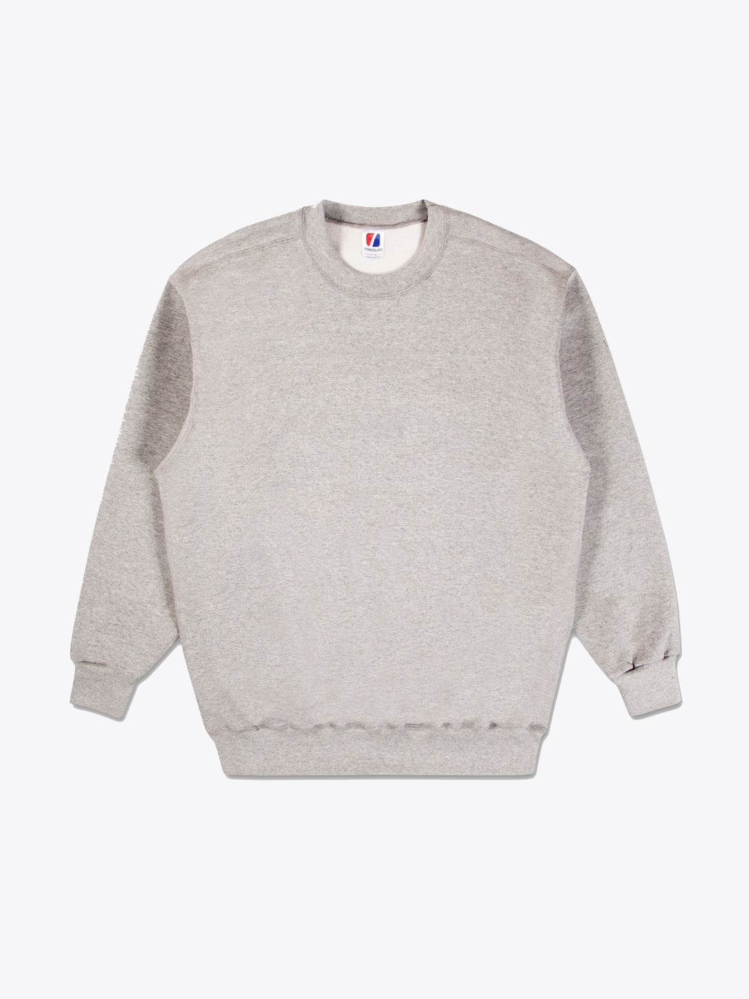 Work Fit Sweatshirt - Heather Grey