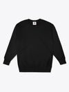 Work Fit Crew Neck - Black