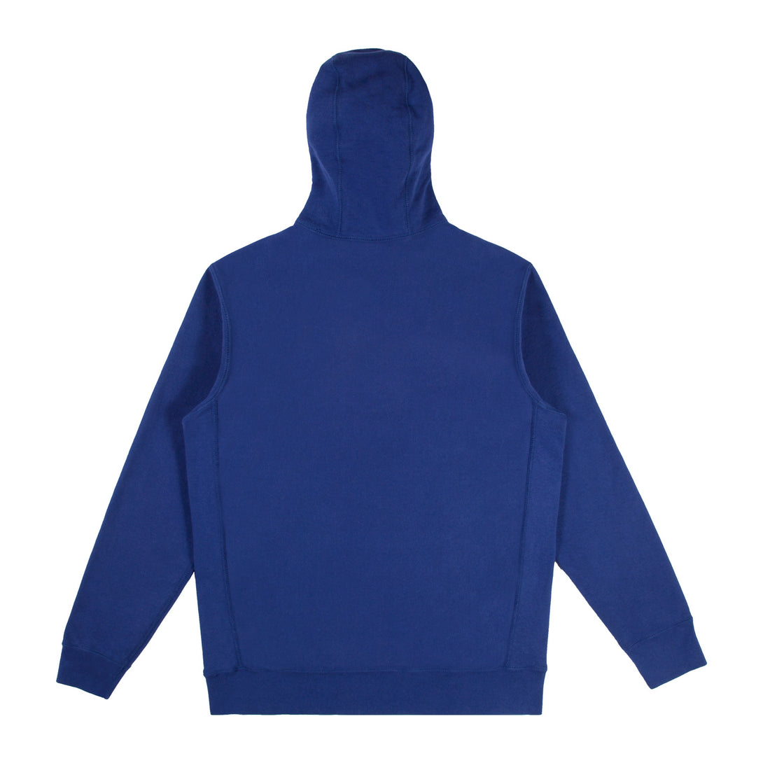 Athletic Fit Pullover Hoodie - Royal Blue
