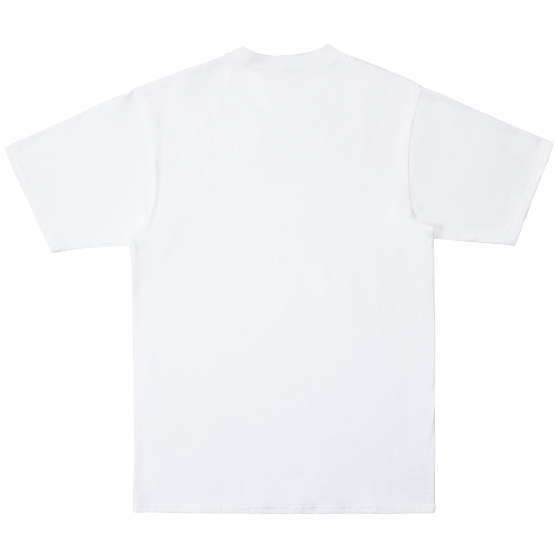 Jersey Short Sleeve Tee- White