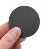 Pack of 50 Blank Miniature Bases, 2 Inch