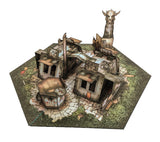 Engineworks Pop-Up Terrain, 12 Inch - Digital Download - Printing & Assembly Required