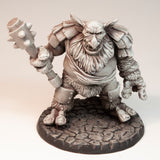 Old Troll, 65mm