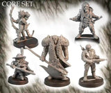 Stonehaven Adventurers 2020 - 5 Piece Cyragnome and the Fierce Four Set