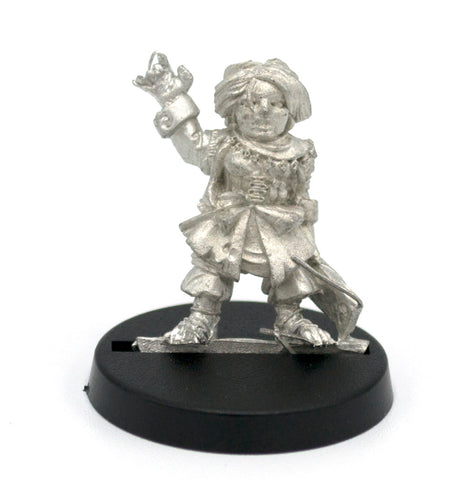 Dwarf Witch, 21mm