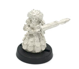 Halfling Warrior, 22mm