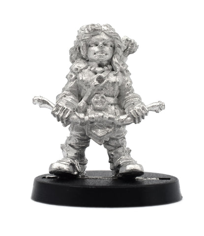 Dwarven Archer, 25mm