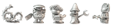 Stonehaven Adventurers 2020 - 5 Piece Mushroom Folk Set D
