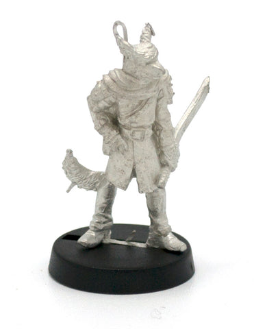 Kitsune Swordsman, 32mm