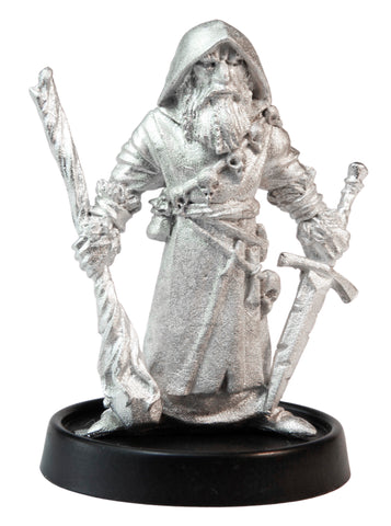 Male Human Hedgemage, 38mm