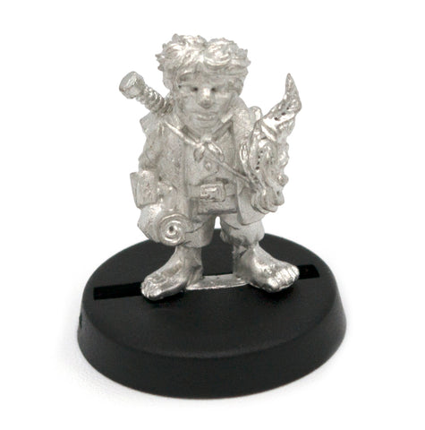 Halfling Apprentice, 21mm