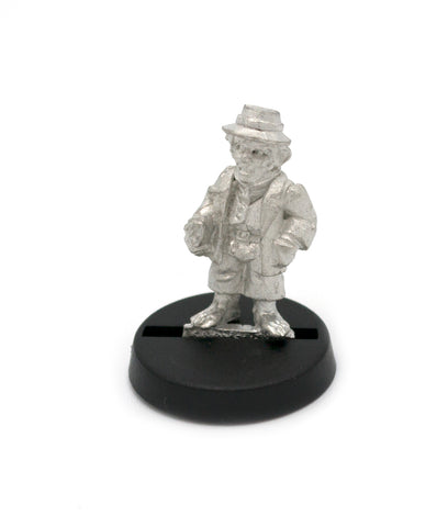 Halfling Wool Merchant, 23mm