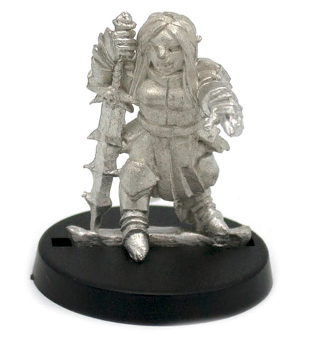 Dwarf Anti Paladin, 22mm