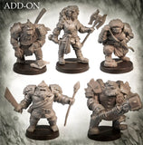 Stonehaven Adventurers 2020 - 5 Piece The Bone Bashers Set