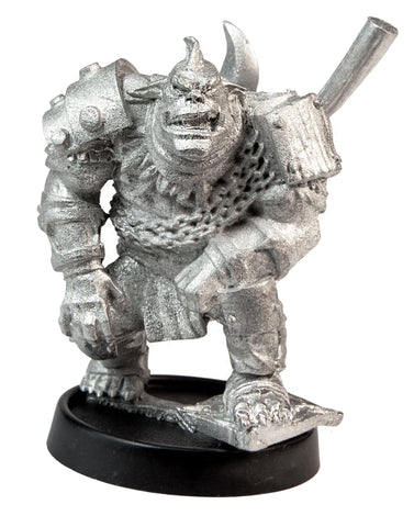 Male Orc Fighter, 39mm