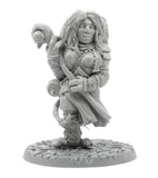 Troll Mage, 78mm