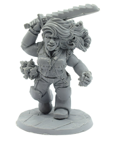 Hill Giant Rustler, 85mm