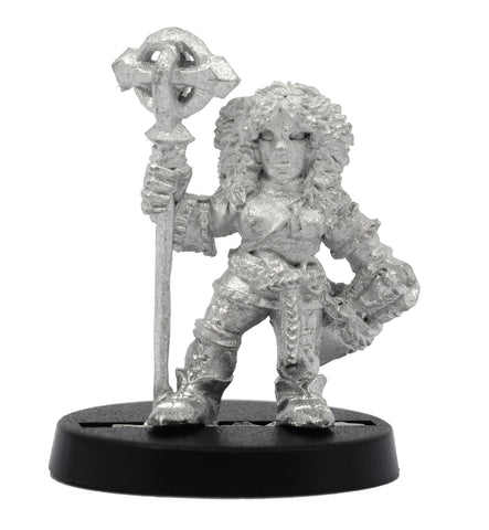 Dwarven Wandsmith, 28mm