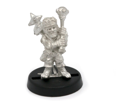 Halfling Linksman, 24mm