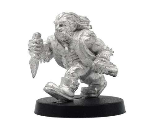 Dwarven Necromancer, 23mm