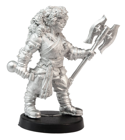 Female Orc Cleric, 44mm