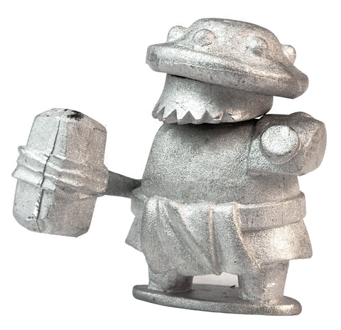 Mushroom Warrior with Hammer, 31mm