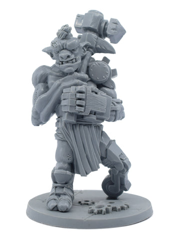 Troll Mechanist, 90mm