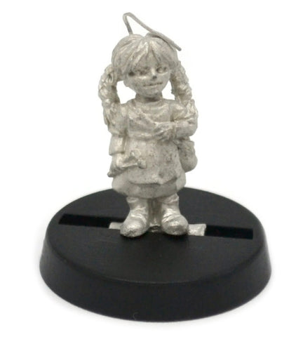 Dwarf Girl, 19mm