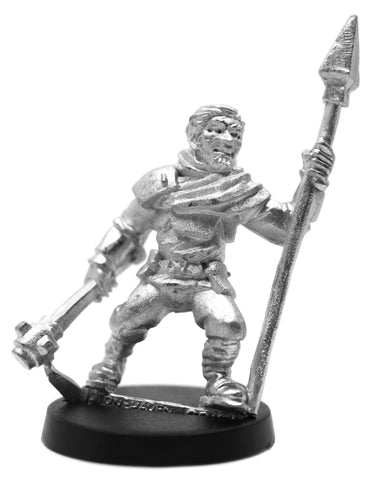 Male Human Guardsman, 44mm